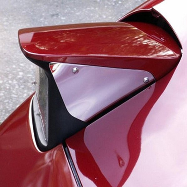 ACC® - Standard Polished Stainless Steel Headlight Buckets