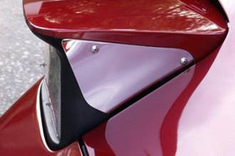 ACC® - Polished Stainless Steel Headlight Buckets