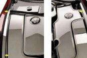 ACC® - Polished SS Inner Fender Liners