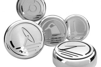 ACC® - Stainless Steel Cap Cover Set