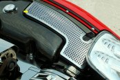 ACC® - Perforated SS Inner Fender Accent Plates