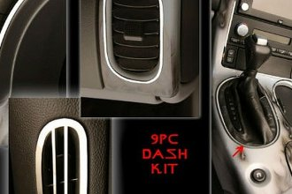 ACC® - Stainless Dash Kit