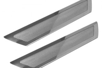 ACC® - Half Size Perforated Stainless Steel Door Sills