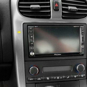 ACC® - Stainless Steel Dash Kit