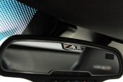 ACC® - Brushed Stainless Steel Rear View Mirror Trim with Z06 Logo