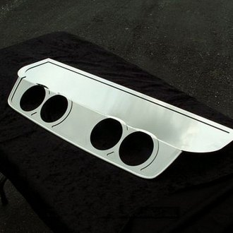 ACC® - Polished SS Exhaust Filler Panel for NPP Quad Tips