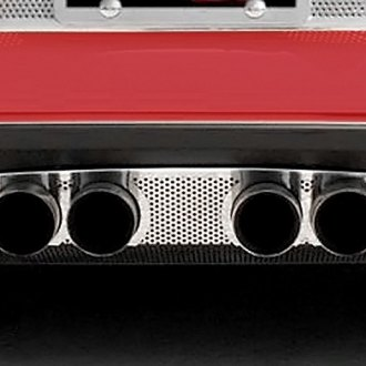 ACC® - Perforated SS Exhaust Filler Panel for NPP Quad Tips