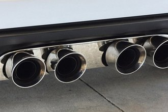 ACC® - Polished Stainless Steel Exhaust Filler Panel