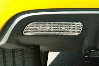 ACC® - Stainless Steel Reverse Light Covers