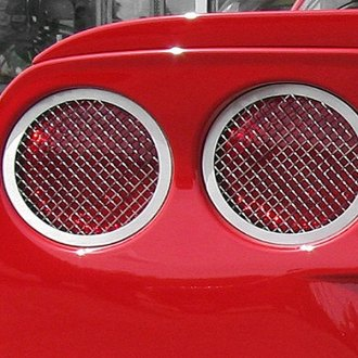 ACC® - Laser Mesh SS Tail Light Covers