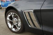 ACC® - Polished SS Fender Trim Plates