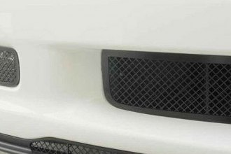 ACC® - Laser Mesh Black Stealth Stainless Steel Light Covers