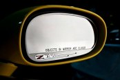 ACC® - GM Licensed Series Z06 SS Side View Mirror Trim for Standard Mirror