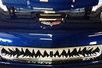 ACC® - Shark Tooth Style Polished Grille