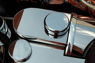 ACC® - Polished Stainless Steel Brake Booster Cover