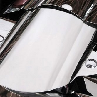 ACC® - Polished Stainless Steel Air Tube Cover