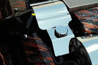ACC® - Polished Stainless Steel Component Throttle Body Cover