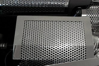 ACC® - Perforated Stainless Steel Fuse Box Cover