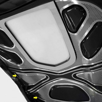 ACC® - Perforated SS Hood Panel