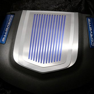 ACC® - Ribbed Stainless Steel Engine Shroud Cover