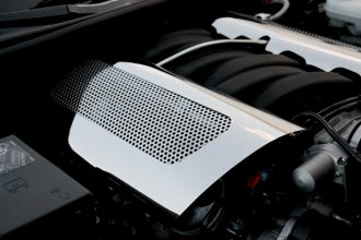 ACC® - Illuminated Perforated SS Replacement Style Fuel Rail Covers