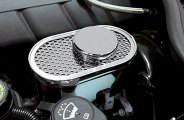 ACC® - Perforated SS Master Cylinder Cover with Cap Cover