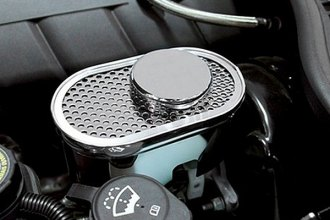 ACC® - Perforated Stainless Steel Master Cylinder Cover with Cap Covers