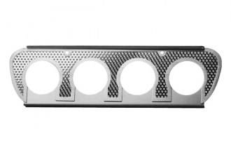 ACC® 052017 - Plate Perforated Stainless Steel Exhaust Filler Panel for NPP Quad Tips Non-Illuminated