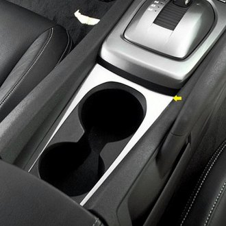 ACC® - Brushed Cup Holder Trim