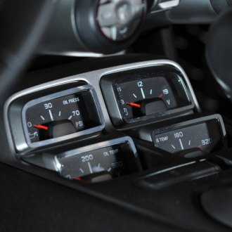 ACC® - Polished Stainless Steel Gauge Cluster Trim