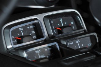 ACC® - Polished Stainless Gauge Cluster Trim