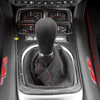 ACC® - Brushed Shifter Plate