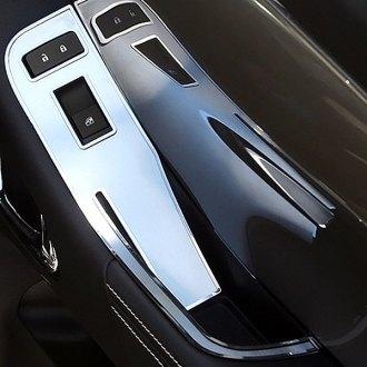 2011 Chevy Camaro Chrome Interior Trim
