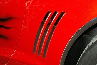 American Car Craft® - Polished Side Vents