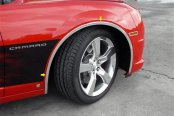 ACC® - Chrome Vinyl Fender Trim