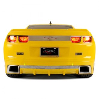 ACC® - Polished Rear Valance Trim
