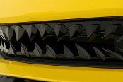 ACC® - Black Shark Tooth SS Overlay Grille