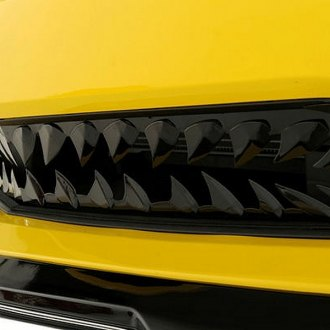 ACC® - Shark Tooth Style Black Grille Replacement