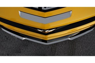 ACC® - Polished Stainless Steel Front Lip Spoiler Trim for GM Ground Effects Package