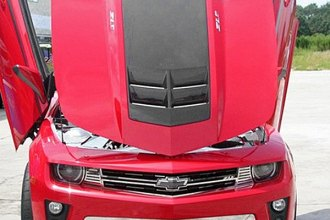 ACC® - Polished Stainless Steel Front Grille Trim