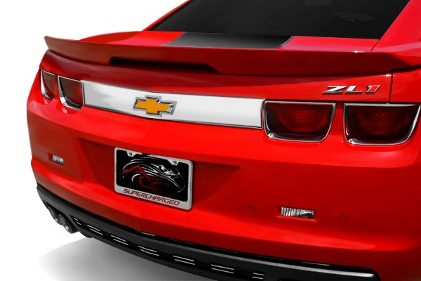 ACC® - Polished Stainless Trunk Lid Plate