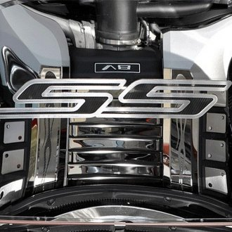 ACC® - Brushed Stainless Steel Hood Emblem