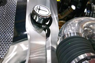 ACC® - Stainless Steel Radiator Caps with Extensions