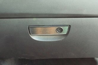ACC® - Brushed Stainless Glove Box Trim Plate