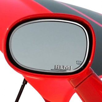 ACC® - Brushed Side View Mirror Trim