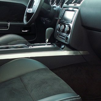 ACC® - Brushed Side Console Trim Plate