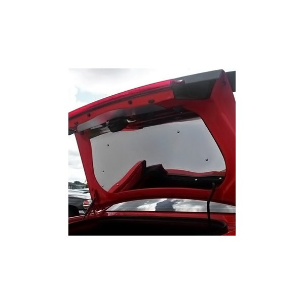 American Car Craft® - Polished Trunk Lid Panel