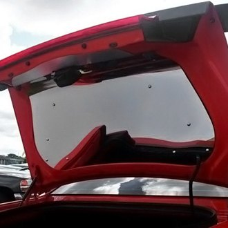 ACC® - Stainless Steel Trunk Lid Panel