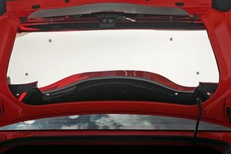 ACC® - Stainless Trunk Lid Panel