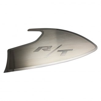 ACC® - Brushed Door Badges with Polished RT Logo